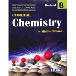Concise Chemistry Class 8 By Namrata
