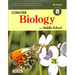 Concise Biology Class 8 By K K Gupta 2019-20