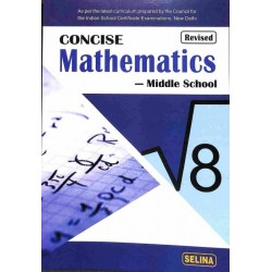 Concise Mathematics Class 8 By R K Bansal 2019-20