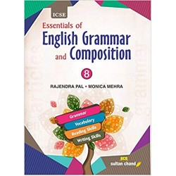Essentials of English Grammar and Composition-8