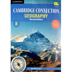 Cambridge Connection Geography Class 8 as per latest CISCE
