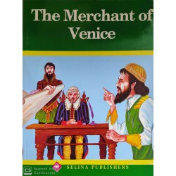 The merchant of Venice selina publishers