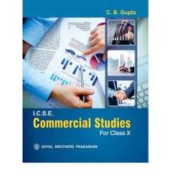 ICSE Commercial Studies Part II For Class 10