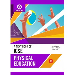 A Text Book of ICSE Physical Education Class 10