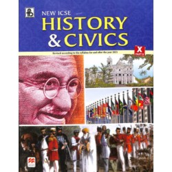 Frank ICSE History &Civics Part 2 for Class-10