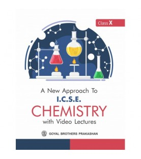 A New Approach to ICSE Chemistry Class-10 By V.K. Sally, D. Chauhan