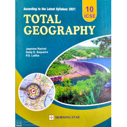 ICSE Total Geography Class 10 2020-21 Morning Star by