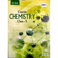Selina ICSE Concise Chemistry for Class 10  2021
