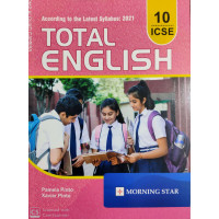 Total English  Morning Star ICSE Class-10 by Pamela Pinto