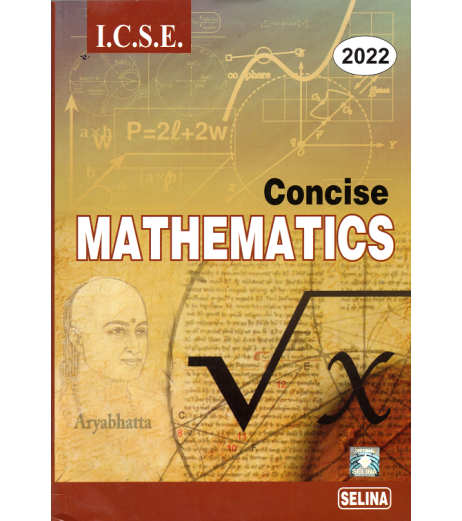 Selina ICSE Concise Mathematics for Class 10 2022