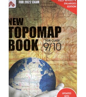 New Topo Map Book for Class 9 & 10 ICSE Board