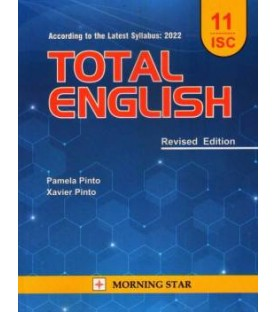 Total English Class 11 ISC by Xavier Pinto 2021