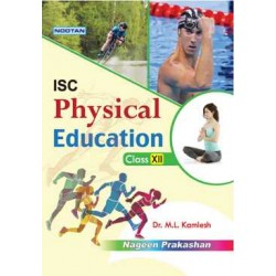 Nootan ISC Physical Education Class 12 2020-21 edition by