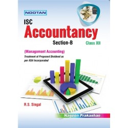 Nootan ISC Accountancy Part-B Class 12 2020-21 by R. S.