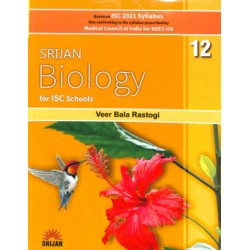 Srijan Biology For ISC Class 12 by Veer Bala Rastogi (Base