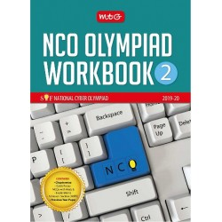 National Cyber Olympiad Work Book class 2