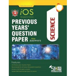 Olympiad IOS Previous Year Question Paper Class 1