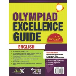 Olympiad Excellance Guide English Class 10