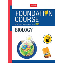 MTG Foundation Course Biology Class 10 for