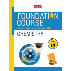 MTG Foundation Course Chemistry Class 10 for