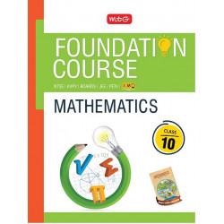 MTG Foundation Course mathematics  Class 10 for