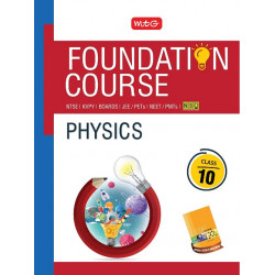 MTG Foundation Course Physics  Class 10 for
