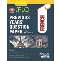 Olympiad IFLO Previous Year's Question Paper Booklet  Class