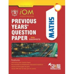 Olympiad IOM Previous Year Question Paper Class 11