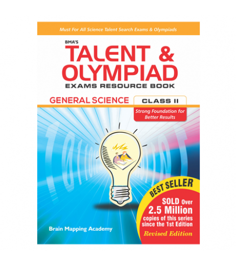 BMA's Talent and Olympiad Exams Resource Book for Class-3 Mathematics