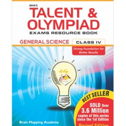 BMA's Talent & Olympiad Exams Resource Book for C
