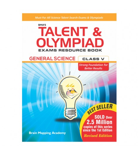 BMA's Talent and Olympiad Exams Resource Book for Class-5(EVS)