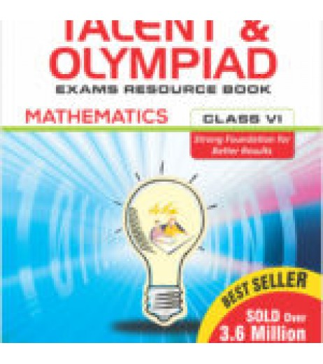 BMA's Talent and Olympiad Exams Resource Book for Class-6 Mathematics