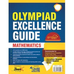 Olympiad Excellance Guide Mathematics Class 8