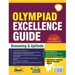 Olympiad Excellance Guide Reasoning & Aptitute Class 8