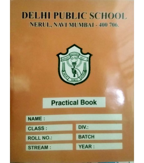 Practical Notebook 192 Pages with Inter-leaf Pages