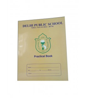 Practical Notebook 72 Pages with Inter-leaf Pages