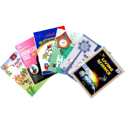 DPS 2020-21Textbooks Set for Class 3 (Set of 12 Books)
