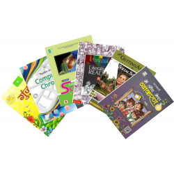 DPS 2020-21 Textbooks Set for Class - 8 (Set of 11 Books)