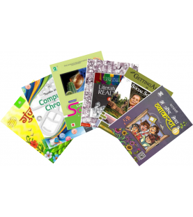 DPS  Text books set for Class - 8 (Set of 12 Books) 2021-22