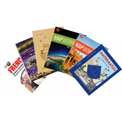 DPS 2020-21 Textbook Set for Class 9 (Set of 17)