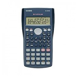 FX-82 MS 2 Line Display Scientific Calculator