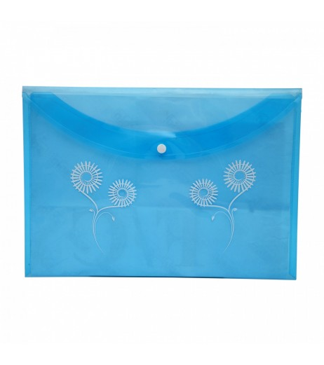 My Clear Bag (Button Closure) Pack of 10
