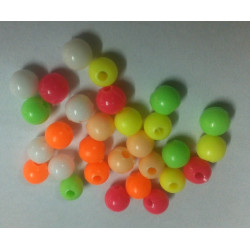 Beads Medium assorted colors 25