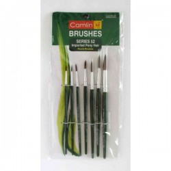 Paint Brush Series 52 1 Pack with 7 Units