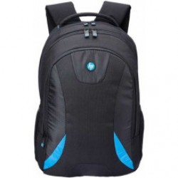 Hp 18 inch Expandable Laptop Backpack  (Black)