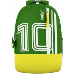 Footy green 27 L medium backpack