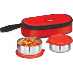 Milton Fresh Bite 2 Containers Lunch Box  500ml