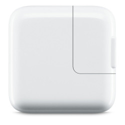 12W USB power adapter (White)