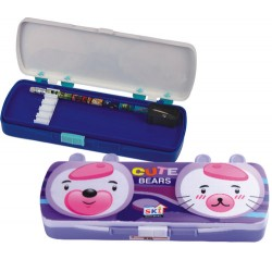 Pencil Box Plastic