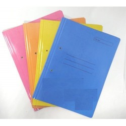 Laminated cobra file Pack of  20 Multicolour